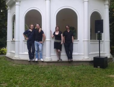 Kvartet Mascara, 22. lipnja 2014. godine