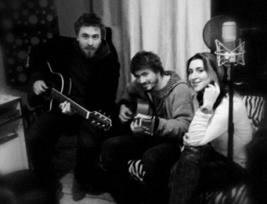 20. svibnja 2018., bend Serendipity(Filip Palčić/gitara,Luka Palčić/vokal gitara,Tea Milić/vokal)