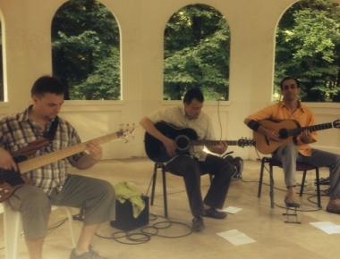 Bruno Crnečki trio, GYPSY SWING MUISIC 20.07.2014.